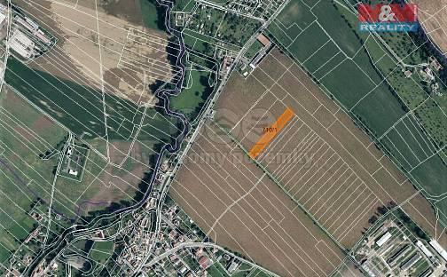 Prodej louky 916m², Luže, okres Chrudim