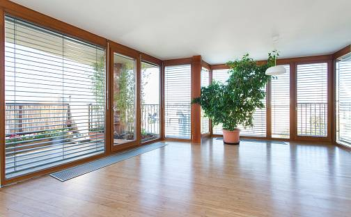 Pronájem bytu 3+kk, 83 m², Pod lipami, Praha 3 - Žižkov