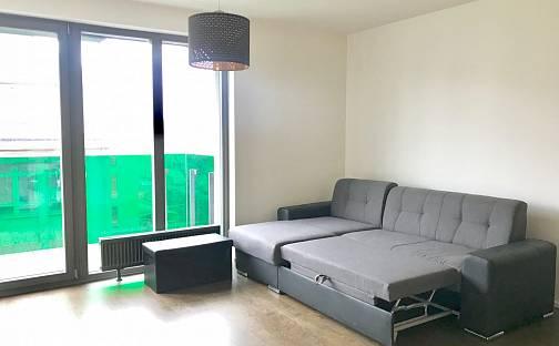 Pronájem bytu 1+kk 34m², Altajská, Praha 10 - Vršovice