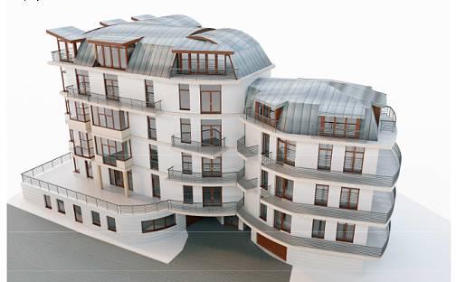 Prodej stavebního pozemku 468m², Křižíkova, Karlovy Vary