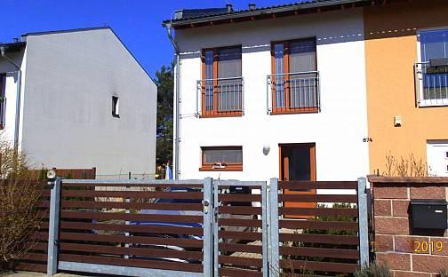 Prodej domu 106 m² s pozemkem 231 m², U Bytovek, Nučice, okres Praha-západ