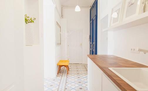Pronájem bytu 4+kk, 103 m², Sokolovská, Praha 8 - Libeň
