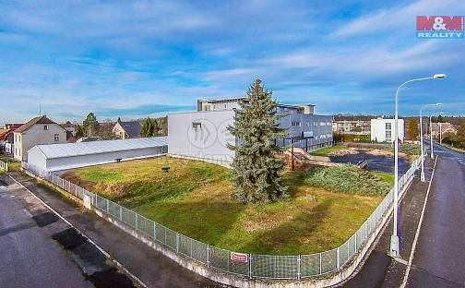 Pronájem výrobních prostor, 1005 m², Praha