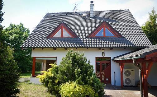 Prodej domu 204 m² s pozemkem 825 m², K Malé Homolce, Plzeň - Radobyčice