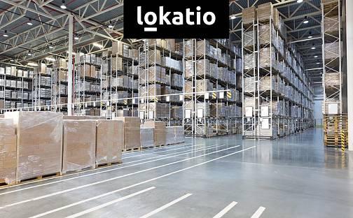 Pronájem skladovacích prostor, 15000 m², Cheb