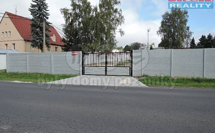 Pronájem komerčního pozemku, 1048 m², Mariánské Lázně - Úšovice, okres Cheb