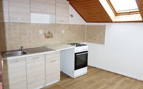 Prodej bytu 1+1, 40 m², nám. děk. Františka Kvapila, Nezamyslice, okres Prostějov