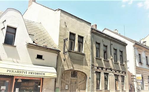 Prodej domu 365m² s pozemkem 360m², 17. listopadu, Říčany, okres Praha-východ