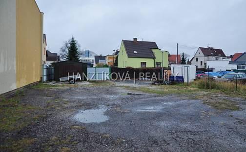 Pronájem parkovací plochy 750m2, Příčná ul., Příčná, České Budějovice - České Budějovice 4