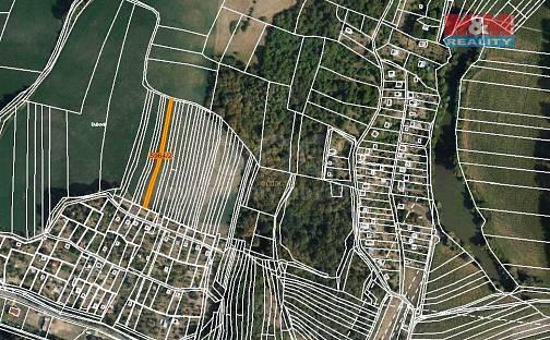 Prodej pole, 516 m², Napajedla, okres Zlín