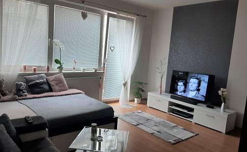 Pronájem bytu 1+kk, 35 m², Modenská, Praha 10 - Horní Měcholupy