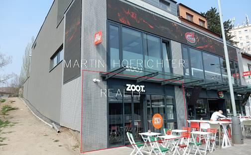 Pronájem obchodních prostor, 80 m², Budějovická, Praha 4 - Krč