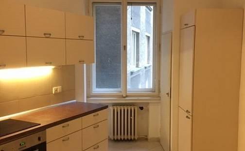 Pronájem bytu 2+1, 66 m², Národní obrany, Praha 6 - Bubeneč