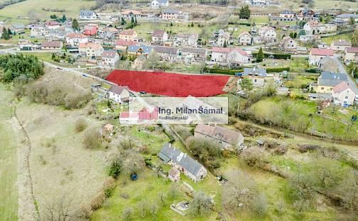 Prodej stavební parcely, 1525 m², Trubská, okres Beroun