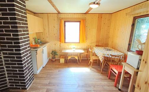 Pronájem chaty/chalupy 55m² s pozemkem 713m², Chotilsko - Cholín-Boubovny, okres Příbram