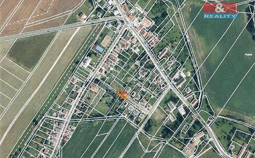 Prodej pozemku 21m², Pardubice
