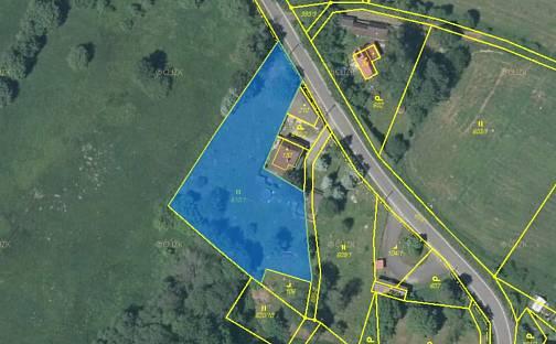 Prodej stavebního pozemku, 2731 m², Hrádek nad Nisou, okres Liberec