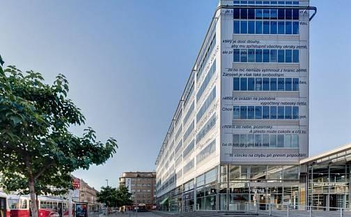 Pronájem kanceláře, 20 m², Nádražní, Praha 5 - Smíchov