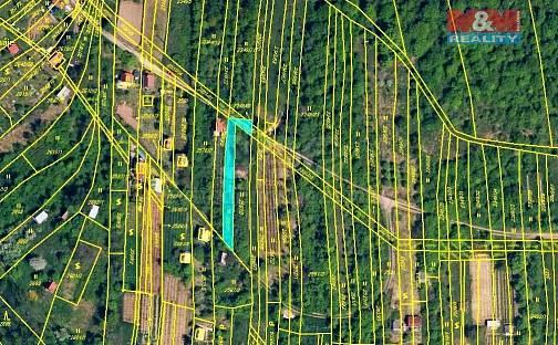 Prodej zahrady, 376 m², Kudlovice, okres Uherské Hradiště