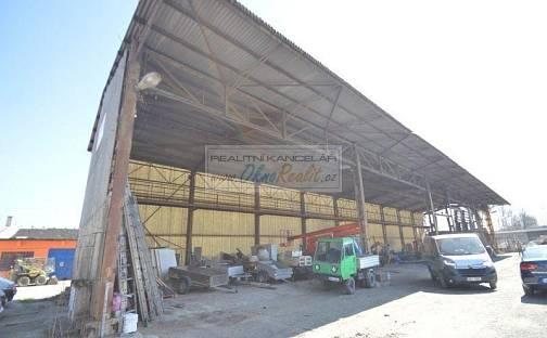 Pronájem výrobních prostor, 200 m², Polní, Přerov - Přerov I-Město
