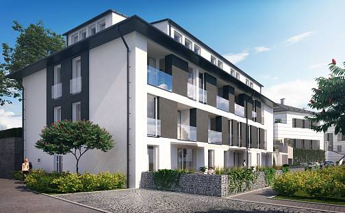 Prodej bytu 3+kk, 61 m², Radniční, Vamberk, okres Rychnov nad Kněžnou