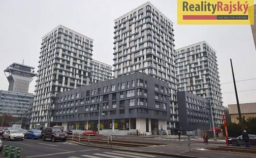 Prodej bytu 1+kk, 35 m², Olšanská, 2898, Praha