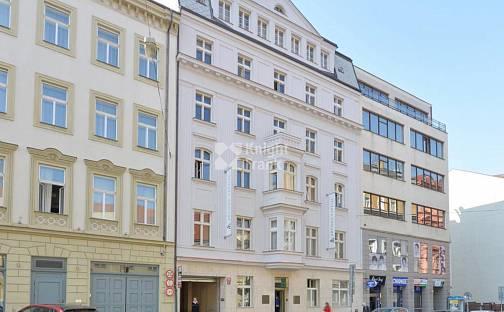 Pronájem kanceláře, 135 m², Politických vězňů, Praha 1 - Nové Město