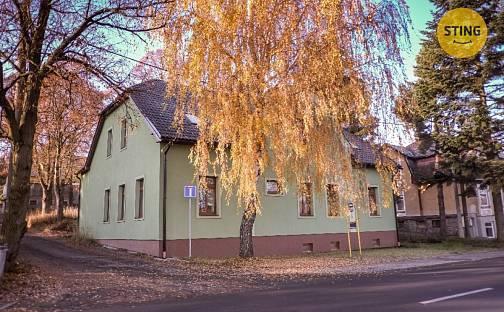 Prodej domu 454 m² s pozemkem 602 m², třída Hrdinů, Rýmařov, okres Bruntál