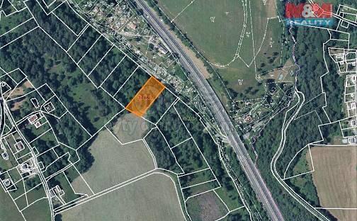 Prodej louky, 3053 m², Jeřmanice, okres Liberec