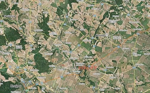 Prodej komerčního objektu (jiného typu) 2300m², Mikulovice, okres Znojmo