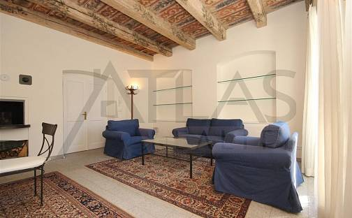 Pronájem bytu 3+kk, 73 m², Hroznová, Praha 1 - Malá Strana, okres Praha