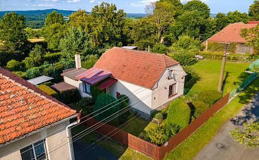Prodej domu 80m² s pozemkem 430m², Mladý Smolivec - Budislavice, okres Plzeň-jih