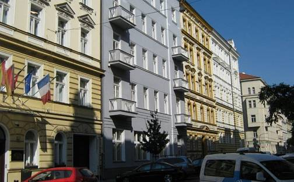 Pronájem kanceláře, Wenzigova 5, Praha
