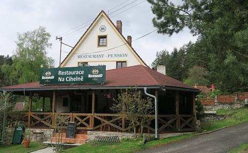 Prodej restaurace, 455 m², Větřní - Nahořany, okres Český Krumlov