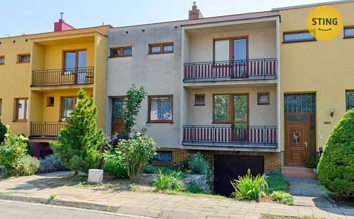 Prodej domu 186 m² s pozemkem 396 m², U Sokolovny, Moravská Nová Ves, okres Břeclav