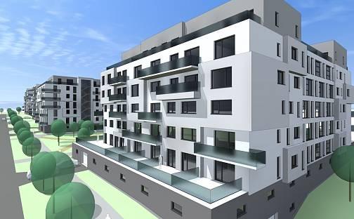 Prodej bytu 3+kk 82m², Terezie Brzkové, Plzeň