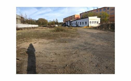 Prodej komerčního pozemku 3608m², Ostrov, okres Karlovy Vary