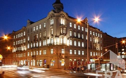 Pronájem kanceláře, 37 m², náměstí I. P. Pavlova, Praha 2 - Nové Město, okres Praha