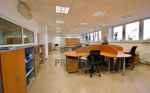 Pronájem kanceláře, 290 m², Sokolova, Brno - Komárov