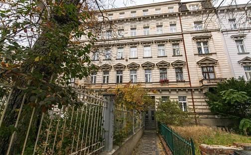 Pronájem bytu 2+1, 74 m², Dykova, Praha 10 - Vinohrady