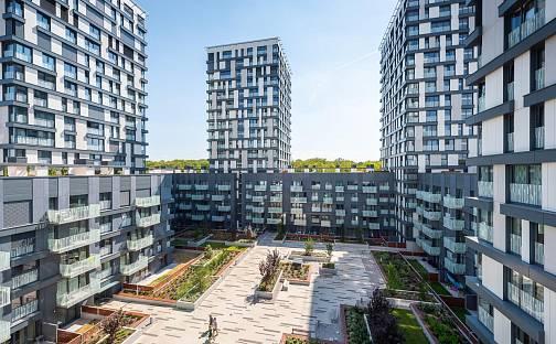 Pronájem bytu 1+kk, 38 m², Olšanská, Praha 3 - Žižkov