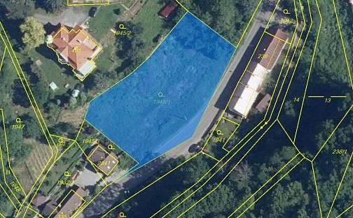 Prodej stavebního pozemku, 1993 m², Jílové u Prahy, okres Praha-západ