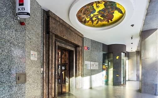 Pronájem kanceláře 55m², Spálená, Praha 1 - Nové Město