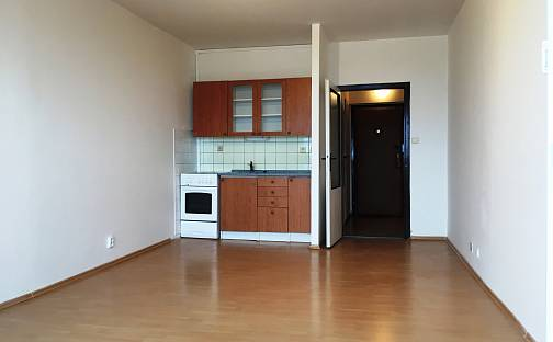 Pronájem bytu 1+kk, 31 m², Černého, Praha