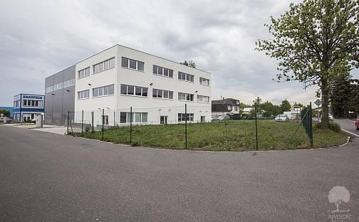 Pronájem skladovacích prostor, 1354 m², Bečovská, Praha
