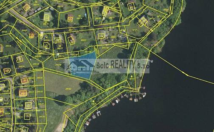 Prodej stavebního pozemku, 917 m², Čím, okres Příbram