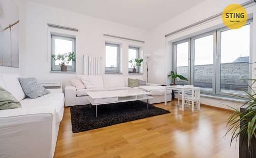 Pronájem bytu 4+1, 131 m², Vítězná, Ostrava - Moravská Ostrava