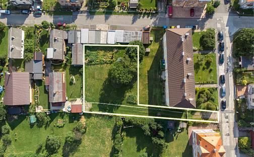 Prodej stavebního pozemku 1154m², Květnové revoluce, Liberec - Liberec XIII-Nové Pavlovice