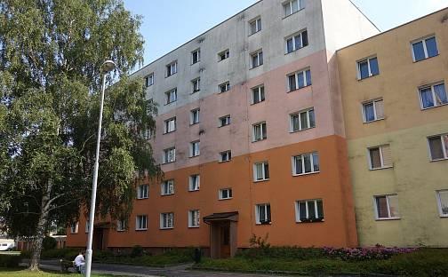 Pronájem bytu 2+1, 54 m², U Papíren, Lanškroun - Ostrovské Předměstí, okres Ústí nad Orlicí