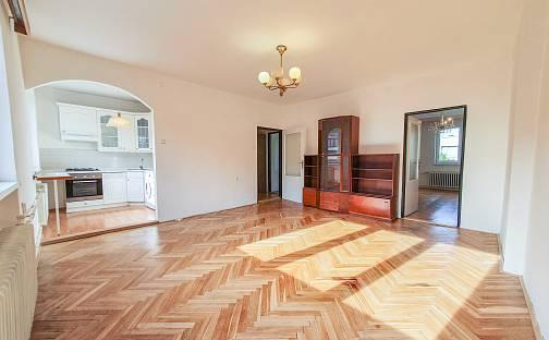 Pronájem bytu 3+kk 62m², U libeňského pivovaru, Praha